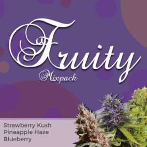 Fruity Seeds Mixpack