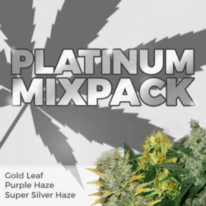 Platinum Seeds Mixpack