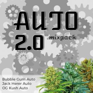 Autoflower 2.0 Seeds Mixpack