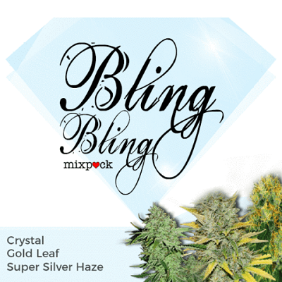 Bling Bling Mixpack Cannabis Seeds