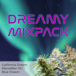 Dreamy Seeds Mixpack