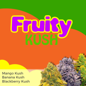 Fruity Kush Seeds Mixpack
