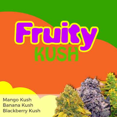 Fruity Kush Mixpack Cannabis Seeds