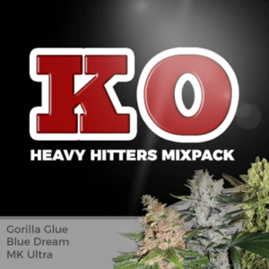 Heavy Hitters Seeds Mixpack