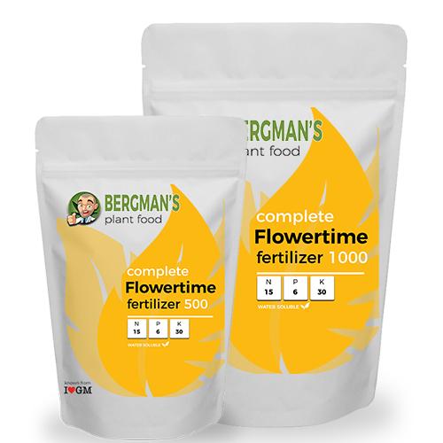 Bergmans Marijuana Flowertime Fertilizer