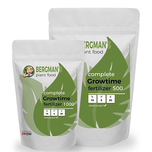 Bergmans Marijuana Growtime Fertilizer
