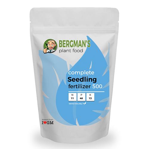 Bergmans Marijuana Seedling Fertilizer