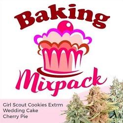 Baking Seeds Mix